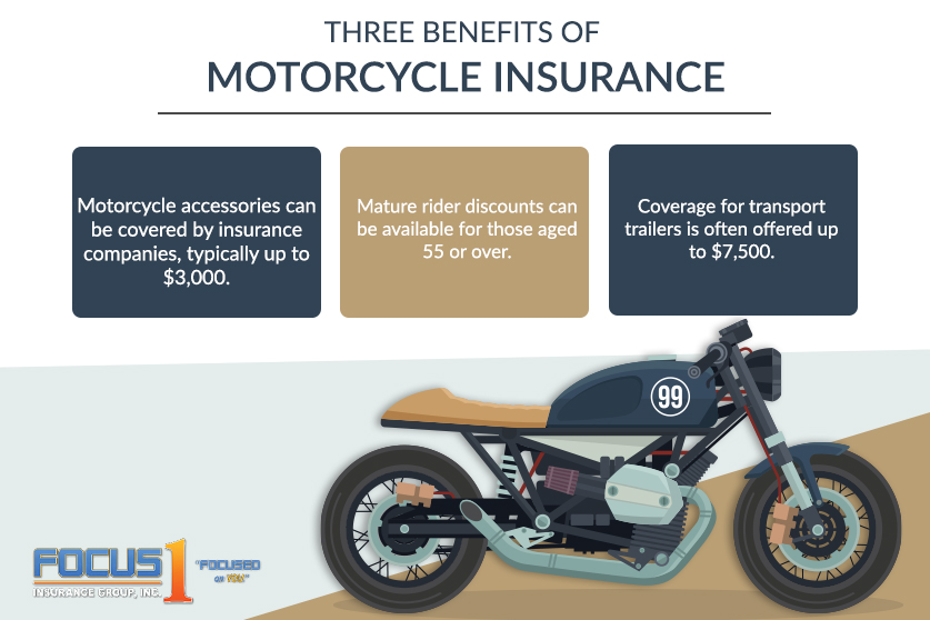 Motorcycle insurance facts for residents in Oregon - Focus1 Insurance Group